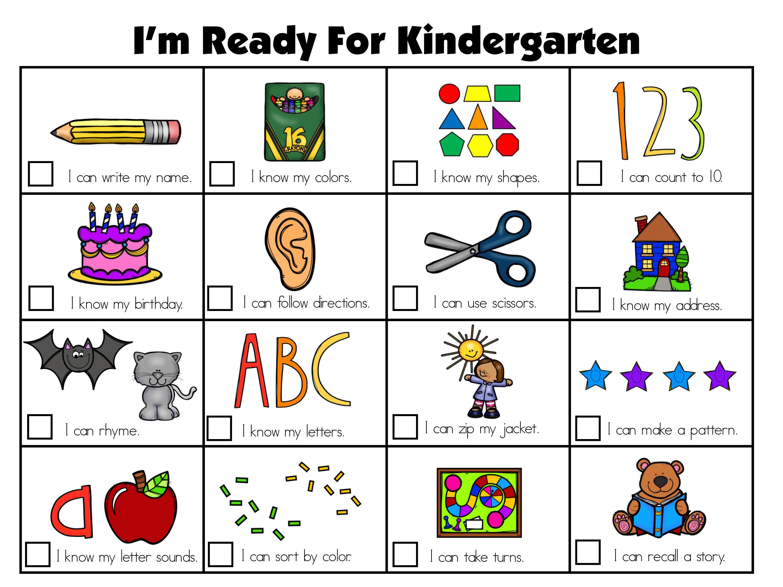 Preschool – St  Cletus School